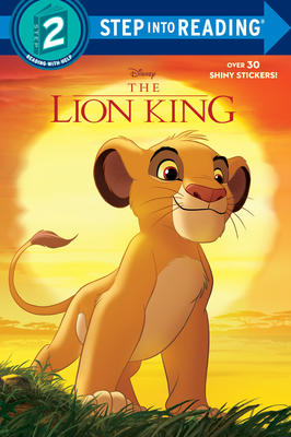 The Lion King Deluxe Step into Reading