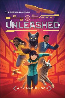 Jinxed - Unleashed  (Book #2)