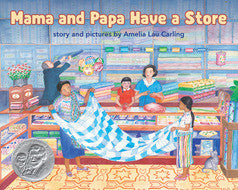 Mama and Papa Have a Store - EyeSeeMe African American Children's Bookstore