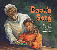 Babu's Song - EyeSeeMe African American Children's Bookstore