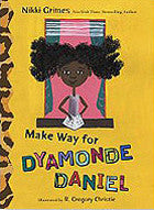 Dyamonde Daniel: Make Way for Dyamonde Daniel  (Series #1) - EyeSeeMe African American Children's Bookstore