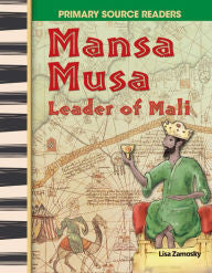 Mansa Musa: Leader of Mali - EyeSeeMe African American Children's Bookstore