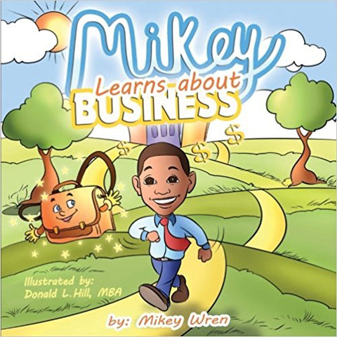 Mikey Learns about Business