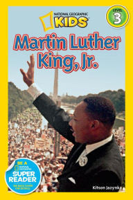 National Geographic Readers: Martin Luther King, Jr. - EyeSeeMe African American Children's Bookstore