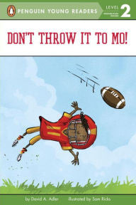 Don't Throw It to Mo! - EyeSeeMe African American Children's Bookstore