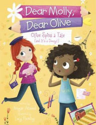Olive Spins a Tale (and It's a Doozy!) - EyeSeeMe African American Children's Bookstore