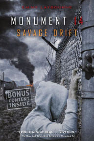 (Monument 14 Series #3) Savage Drift by Emmy Laybourne - EyeSeeMe African American Children's Bookstore