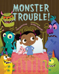 Monster Trouble! - EyeSeeMe African American Children's Bookstore