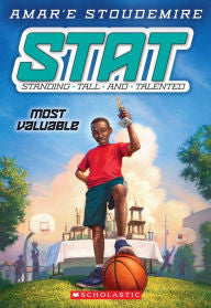 STAT: Standing Tall and Talented Series #5 Most Valuable - EyeSeeMe African American Children's Bookstore
