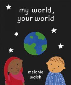 My World, Your World - EyeSeeMe African American Children's Bookstore