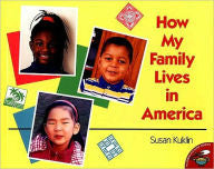 How My Family Lives in America - EyeSeeMe African American Children's Bookstore