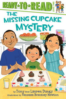 Ready to Read - The Missing Cupcake Mystery - EyeSeeMe African American Children's Bookstore