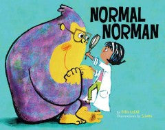 Normal Norman - EyeSeeMe African American Children's Bookstore