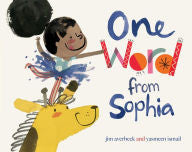 One Word from Sophia - EyeSeeMe African American Children's Bookstore