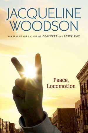Peace, Locomotion - EyeSeeMe African American Children's Bookstore