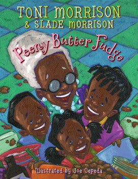 Peeny Butter Fudge - EyeSeeMe African American Children's Bookstore
