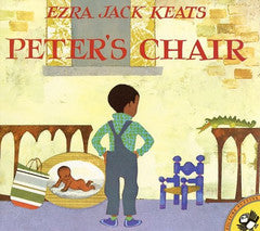 Peter's Chair - EyeSeeMe African American Children's Bookstore