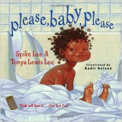 Please, baby, Please - EyeSeeMe African American Children's Bookstore