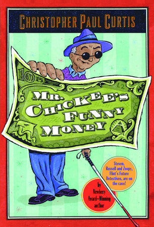 Mr. Chickee's Funny Money - EyeSeeMe African American Children's Bookstore