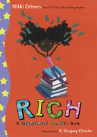 Dyamonde Daniel: Rich   (Series #4) - EyeSeeMe African American Children's Bookstore