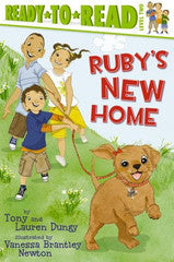 Ready to Read: Ruby's New Home (Level 2) - EyeSeeMe African American Children's Bookstore