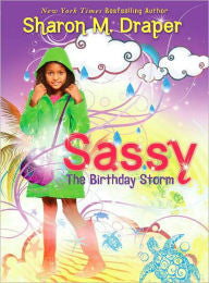 Sassy #2 The Birthday Storm - EyeSeeMe African American Children's Bookstore