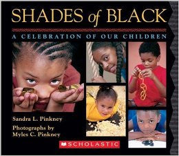 Shades of Black - EyeSeeMe African American Children's Bookstore