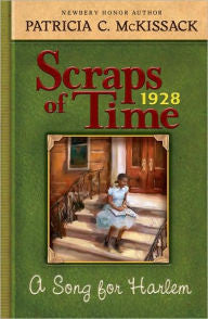 A Song for Harlem (Scraps of Time Series #3) - EyeSeeMe African American Children's Bookstore