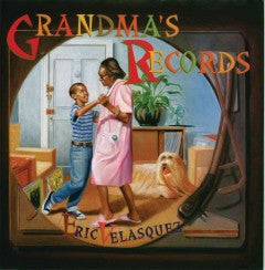 Grandma's Records - EyeSeeMe African American Children's Bookstore