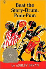Beat the Story Drum, Pum-Pum - EyeSeeMe African American Children's Bookstore