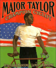 Major Taylor, Champion Cyclist - EyeSeeMe African American Children's Bookstore