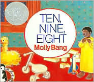 Ten, Nine, Eight - EyeSeeMe African American Children's Bookstore