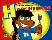 H is for Hygiene - EyeSeeMe African American Children's Bookstore