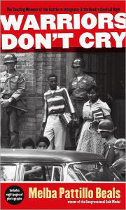 Warriors Don't Cry - EyeSeeMe African American Children's Bookstore