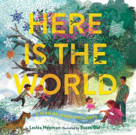 Here Is the World: A Year of Jewish Holidays - EyeSeeMe African American Children's Bookstore