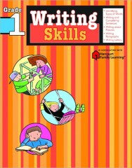 Workbook: Writing Skills  (Grade 1) - EyeSeeMe African American Children's Bookstore