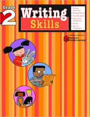 Workbook: Writing Skills  (Grade 2) - EyeSeeMe African American Children's Bookstore