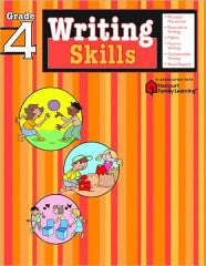 Workbook: Writing Skills  (Grade 4) - EyeSeeMe African American Children's Bookstore