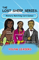 The Lost Sheep - Young Leaders - EyeSeeMe African American Children's Bookstore