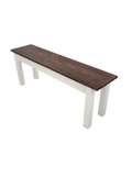 Rustic Farmhouse Bench 1776