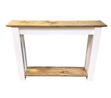 Ambler Sofa Table With Shelf / Entry Way Table with Storage