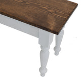 Berkshire Farmhouse Bench