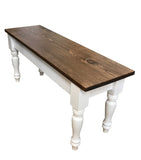 Berkshire Harvest Farmhouse dining bench