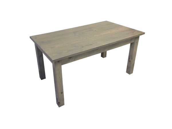 Cape Code Rustic Farm House Table Grey Farmhouse Table