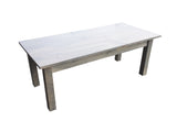 Rustic Grey Cape Code Coffee Table