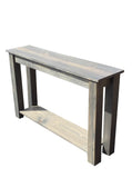 Rustic Cape Cod Sofa Table