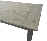 Chatham Farm Table Farmhouse Grey Table