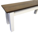 Colonial Harvest Farmhouse Dinning Bench-2