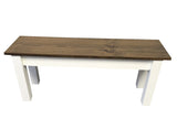 Colonial Harvest Farmhouse Dinning Bench-3