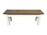 Colonial Harvest Farmhouse Dinning Bench-1